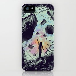 Gravity Play iPhone Case