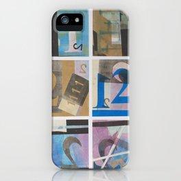 211121 iPhone Case