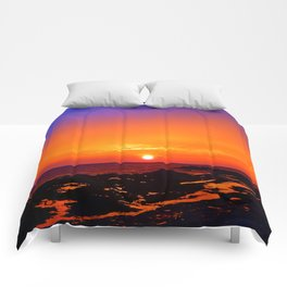 Unbelievable Sunrise Comforters