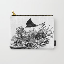Eagle Ray Carry-All Pouch