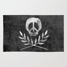 Peace is Death Rug