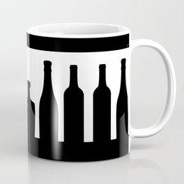 Classic Bottles Coffee Mug
