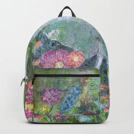 Sara's Elephant Backpack