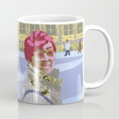 Passers (Passants) Coffee Mug