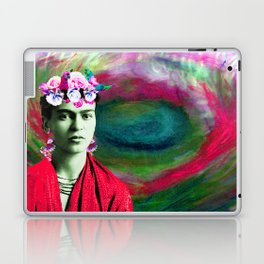 Frida Love's Freeda Laptop & iPad Skin