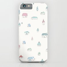 Little Houses Slim Case iPhone 6s