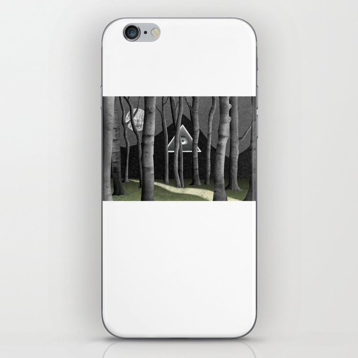 The forest iPhone Skin