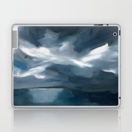 Lake Taupo, New Zealand Laptop & iPad Skin
