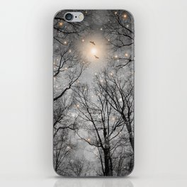 Nature Blazes Before Your Eyes 2 (Ash Embers) iPhone Skin
