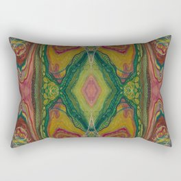 Sublime Compatibility (Intimate Reciprocity) (Reflection) Rectangular Pillow
