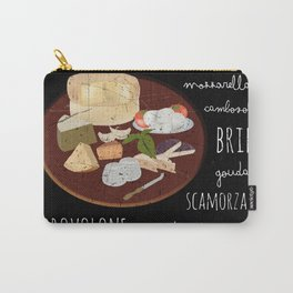 Cheese poster Carry-All Pouch
