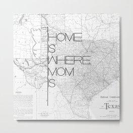 Mother's Day - Texas Metal Print