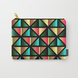 Emerald triangles Carry-All Pouch