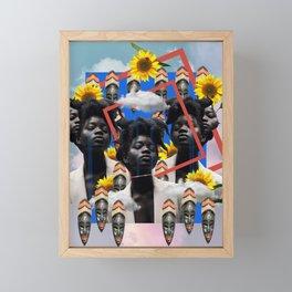 Ancestral Manifestation Framed Mini Art Print