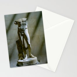 Sculpted I Stationery Cards