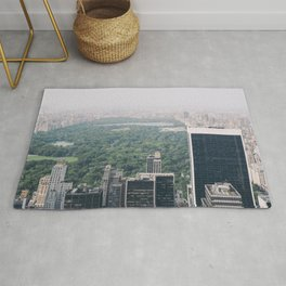 Central Park in NYC Rug