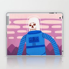 Sad Spaceman Laptop & iPad Skin