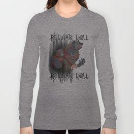 Regular Gnoll, Regular Gnoll Long Sleeve T-shirt