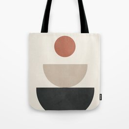 Geometric Modern Art 30 Tote Bag