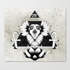 Eye of Infinity Canvas Print