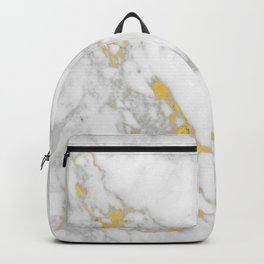 Marble Gold Session IV Backpack