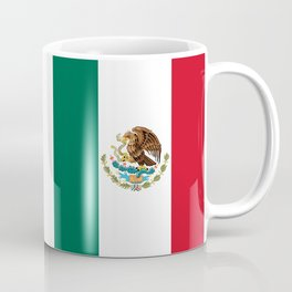 Flag of Mexico, Mexican Flag Coffee Mug
