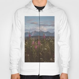 Mountain vibes - Landscape and Nature Photography Hoody