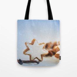 Cinnamon Stars Backery Tote Bag