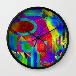 The cubic Umperkone Wall Clock