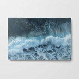 Magical Sea Metal Print