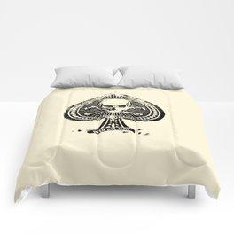 Life or Death Denim Supply Comforters