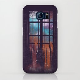 Let the Stars Flow Into You V.2 iPhone Case