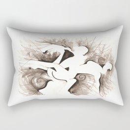 MOMENTO Rectangular Pillow