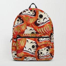 Japanese Good Luck Charm Backpack