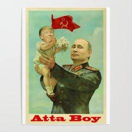 Atta Boy Poster