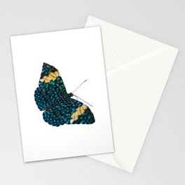 Butterfly on White Stationery Cards