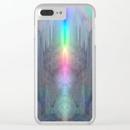 Water Chakra Clear iPhone Case