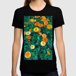 Koloman Moser Marigolds T-shirt