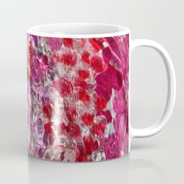 Rippled petals Coffee Mug