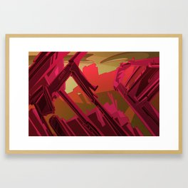 Camelot 4 Framed Art Print