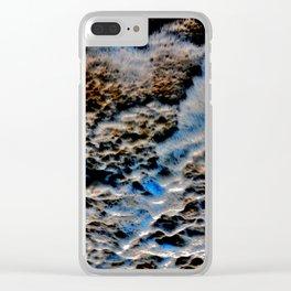 DEEPBLUE Clear iPhone Case