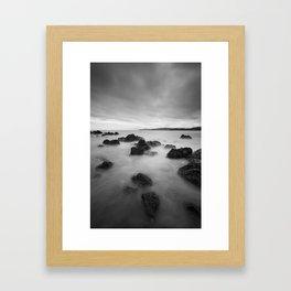 Fleeting Instant Framed Art Print