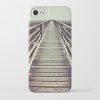 cape cod iPhone & iPod Cases featuring Gray's Beach Cape Cod by marie grady palcic