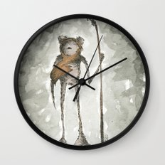Wicket W. Warwick Wall Clock