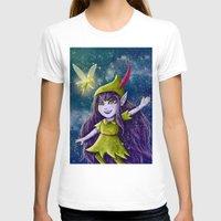 neverland T-shirts featuring Lulu Neverland by Anais.Lalovi