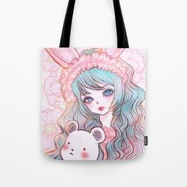 bunbunjii bluehair *GirlsCollection* Tote Bag