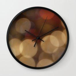 OO ~ Abstract Wall Clock