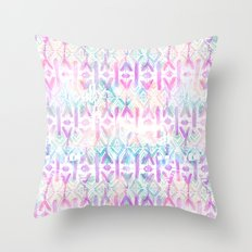 Amelie {Pattern 6A} Throw Pillow