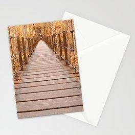 Golden Grove Suspension Bridge Stationery Cards