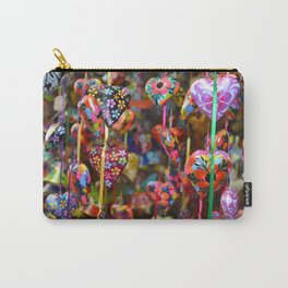 Colors of Mexico Carry-All Pouch